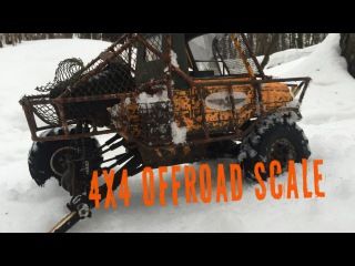 4X4 Offroad Adventures Scale Rc
