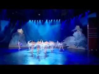 Самое невероятное исполнение «Лебединого озера»