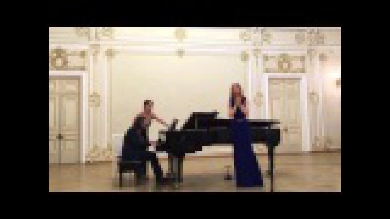 Leonid Desyatnikov, Anna Polovinkina Dichterliebe und Leben