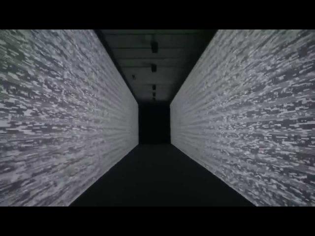 Ryoji Ikeda installation Madrid