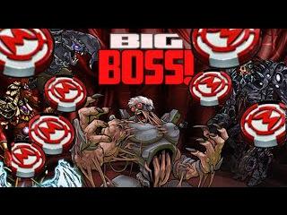 Mutants GG - Tirandole al BIG BOSS