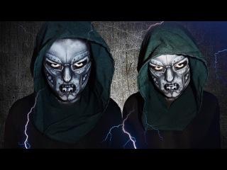 Dr Doom - Fantastic Four - Makeup Tutorial!