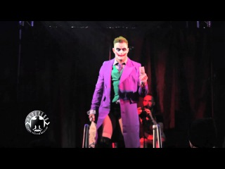"Prince Devitt (WWE Finn Balor) ""Joker"" Entrance from PROGRESS Wrestling Chapter 13"