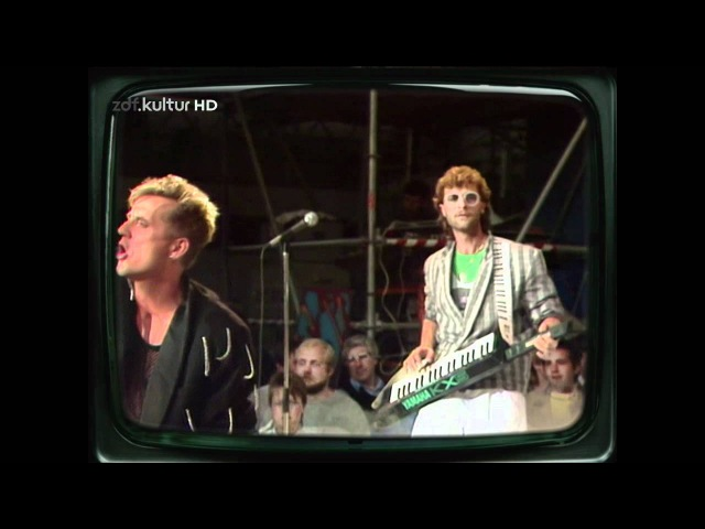 Moti Special Don't be so shy P I T Peter Illmann Treff 12 06 1985 HD 50FPS