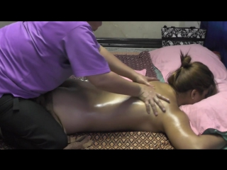 Female to male full body massage spa