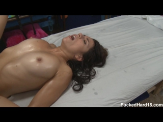 Rachel rogers laughter massages and her 30 orgasms
