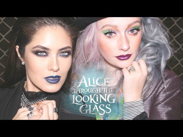 Alice Through The Looking Glass Inspired Makeup | JKissa Collab | Melissa Alatorre