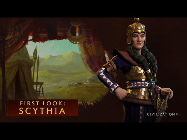 CIVILIZATION VI - First Look Scythia