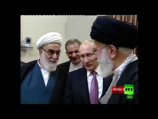 بوتين يهدي خامنئي نسخة عن أقدم قرآن في روسيا