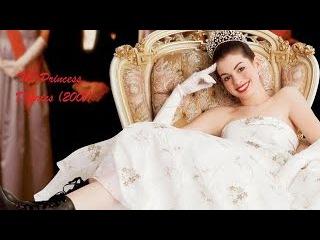 The Princess Diaries (2001) ★★★ movie Anne Hathaway