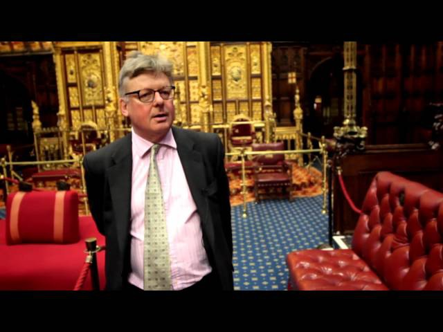 Take a tour of the House of Lords