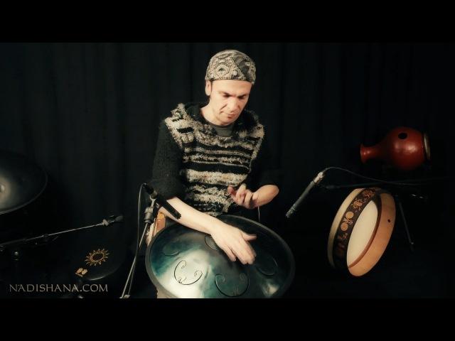 Nadishana ◦₪◦ Zero Density RAV VAST drum Sansula RAV A Integral