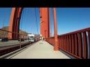 Bike SF: Long ride around SF (San Francisco Golden Gate Bridge)
