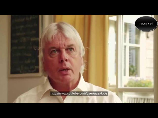 Дэвид Айк - Интересное интервью. Правда о человечестве.