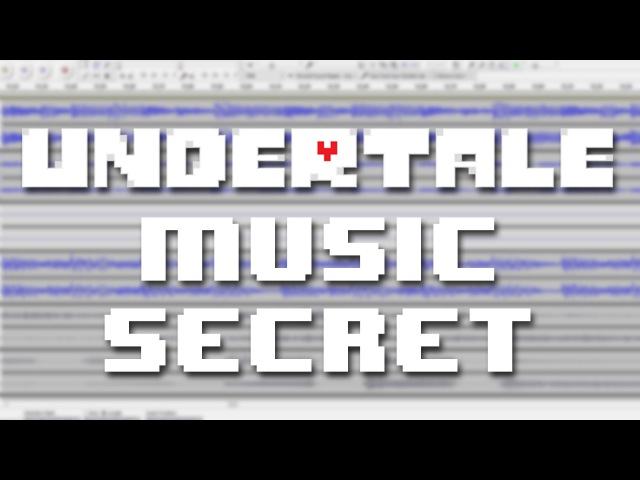 Crazy Undertale Music Secret What The Choice Is Hiding