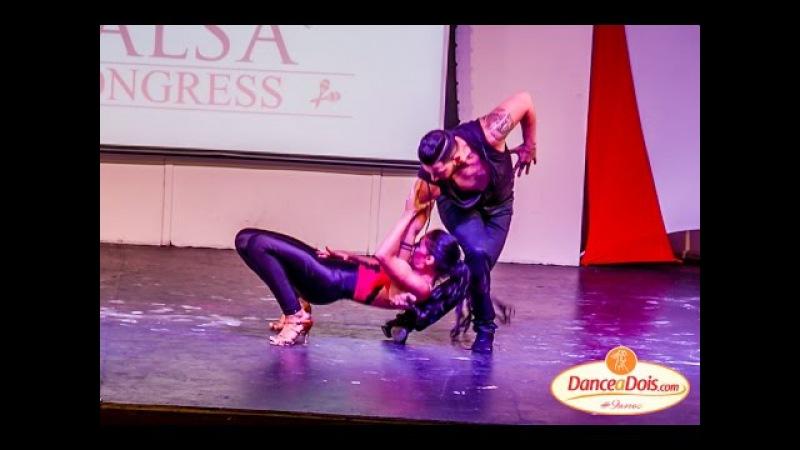 Porto Alegre Salsa Congress - Daniel e Desirée - Bachata Duo - Sevilha - Espanha