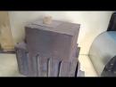 Печь дровяная металл Hot Master 3 Печь Stove wood the protracted burning metal of Hot Master 3