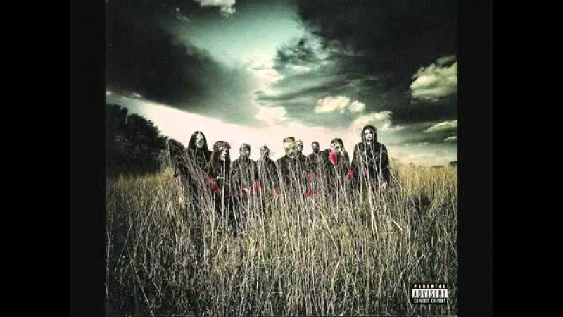 15. SlipKnot - 'Til We Die