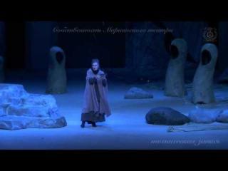 Micaela's aria Carmen Gelena Gaskarova