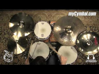 "Zildjian 15"" FX Oriental China Trash Cymbal - 657g (A0615-1111715RR)"