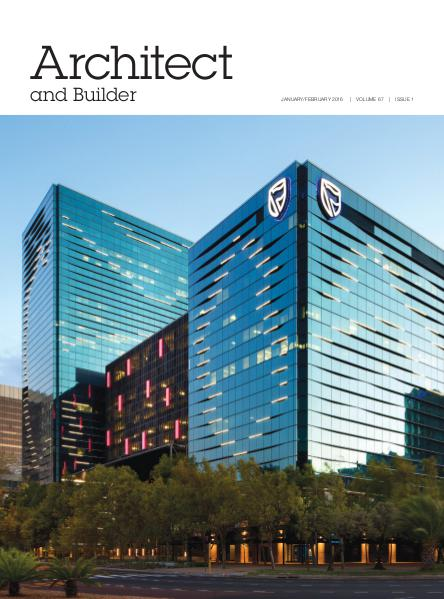 Architect and Builder South Africa - January-February 2016