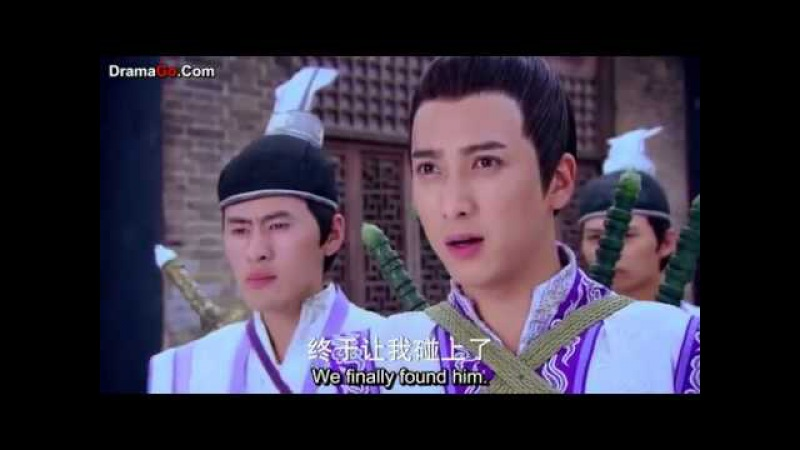 English Sub Legend of the Ancient Sword Episode 22 CHinese Drama