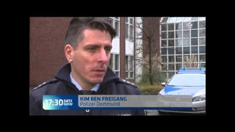 Versuchte Steinigung in Dortmund Deutschland wird bunter