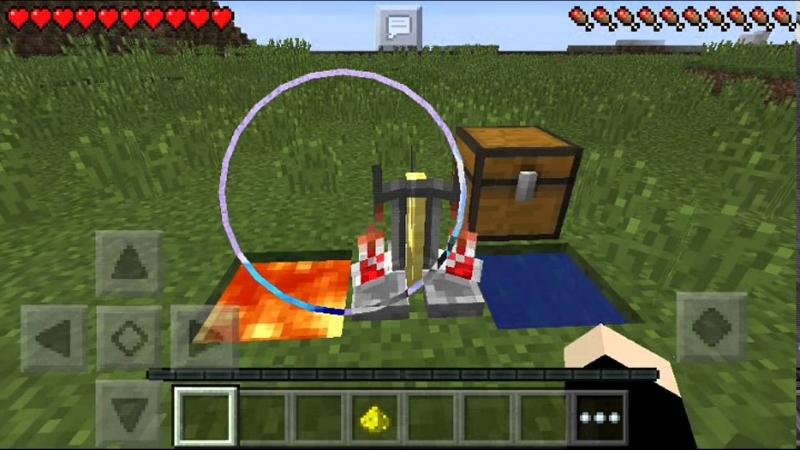 Как сделать зелье вреда в minecraft pe
