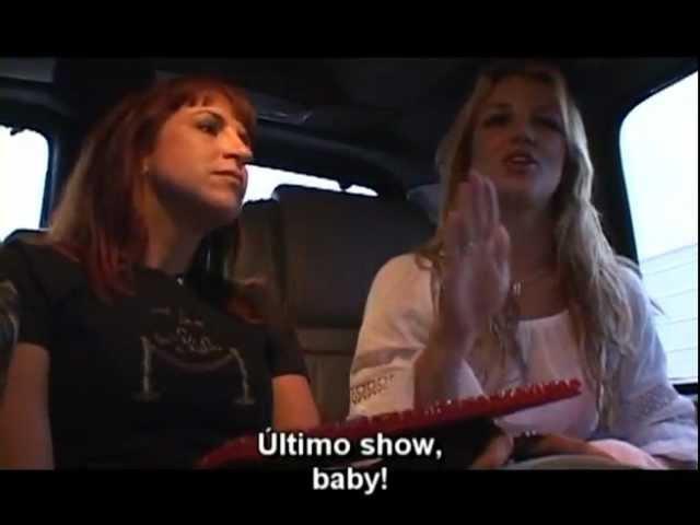 Britney Spears Stages legendado PT BR PARTE 2 2