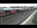 Freight Filming At Tamworth Wednesday 26th August 2015