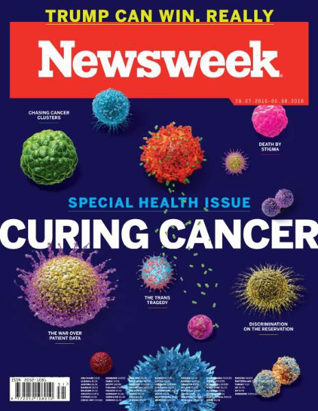 Newsweek Europe - 29 July 2016