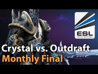 ► Heroes of the Storm Pro Play: Crystal vs. Outdraft Me - GO4Heroes Monthly