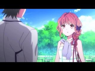 [AniDate] Bonjour: Koiaji Patisserie / Здравствуй, выпечка со вкусом любви 7 серия [Neriko-chi & Sima]