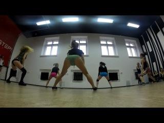 Best dance wopkshops one2step! #2 шошина катя (booty/twerk)
