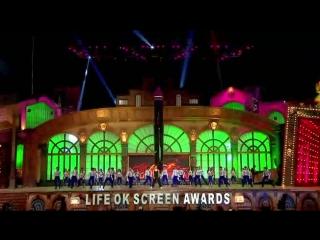 "21я церемония награждения ""lifeok screen awards"" / 21st annual life ok screen awards / 2015 / hdrip"