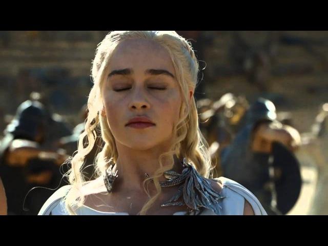 Game of Thrones 5x09 Drogon rescues Daenerys