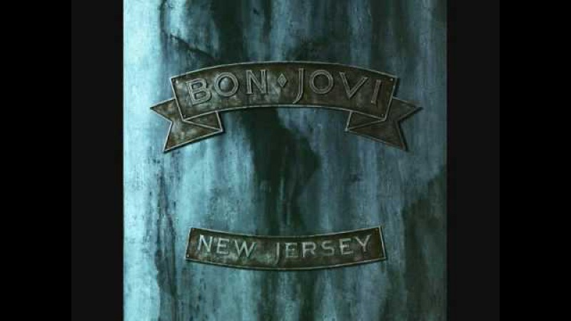 Lay Your Hands On Me- Bon Jovi (New Jersey) [1988]