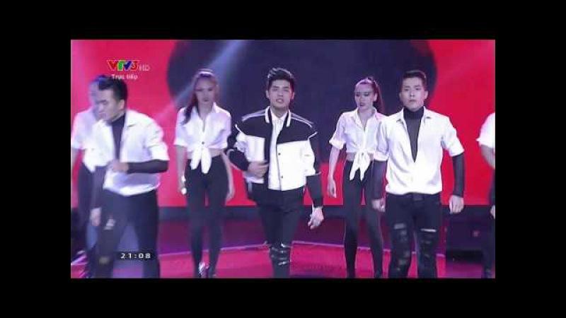 VTV3 HD Hold me tonight Noo Phước Thịnh mở màn GALA chung kết Giọng Hát việt 2015