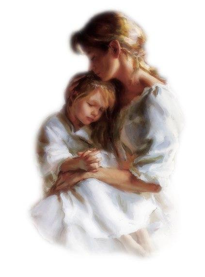 Картинка с ребенком на прозрачном фоне