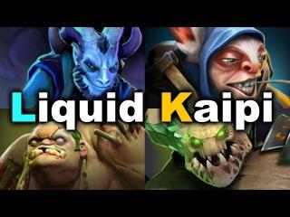 Liquid vs Kaipi - Total Elimination Mode 2.0 Dota 2