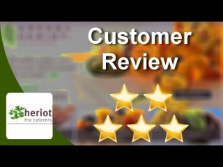 Event Catering London  Impressive 5 Star Review by Penny C.