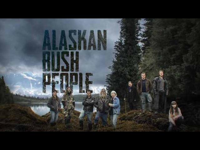 Аляска семья из леса 4 сезон 2 серия Мисс Рейни за рулём Alaskan Bush People 2016
