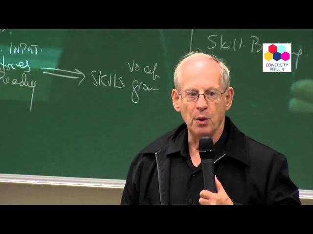 Stephen Krashen 博士:我們有何選擇?教科書還是故事書?Dr Stephen Krashen What Choices Have We Textbook vs Storybook