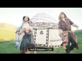 Ylvis - Janym (Жаным) Official music video HD