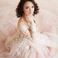 Авторские свадебные платья от Юлии Мирен. Пошив.