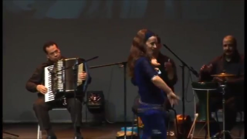 Live Belly Dance Music By Hossam Ramzy's Ensemble - Tribute to Samya Gamal Tah