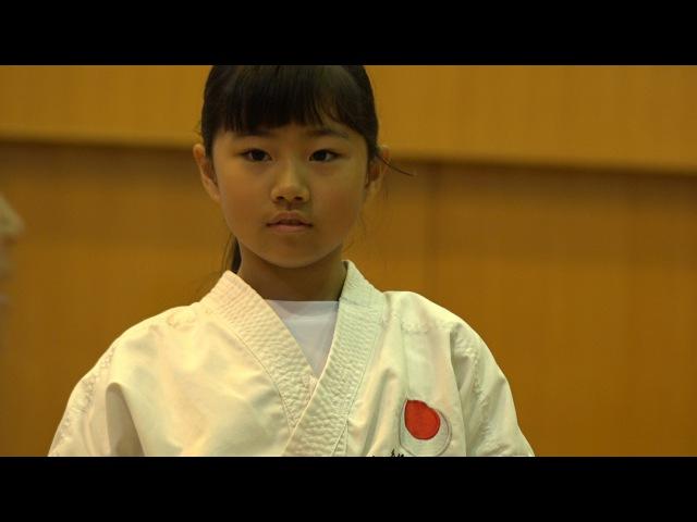 埼玉が熱い!空手少年少女たちの情熱稽古Passionate training by Karate kids
