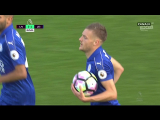 Liverpool - Leicester City [Fardy] EPL 16-17