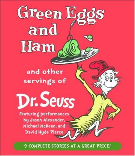 Green Eggs and Ham and Other Servings of Dr. Seuss - Dr. Suess
