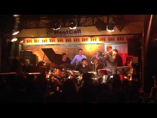 Chamelion Sergey Dolzhenkov trombone solo Potluck Big Band